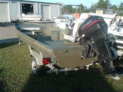 jon boats for sale murrells inlet sc 1995 polar kraft mv1648 price 4 500 00 murrells inlet