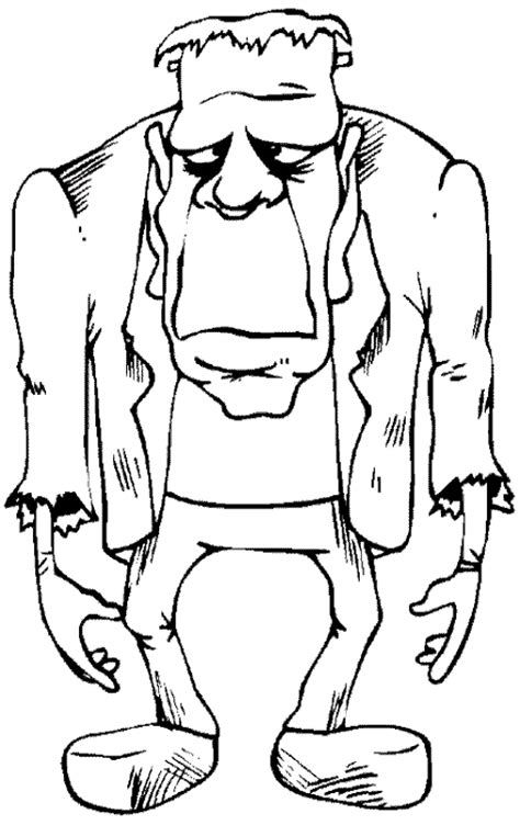 zombie halloween coloring page free halloween zombies coloring pages