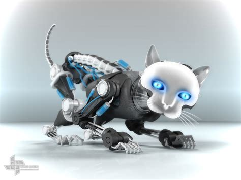 3d design cat cgtrader com