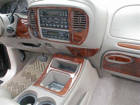 Real Wood Interiors Lincoln by Gallery Exle Dash Trim Kits Floor Protection And Car