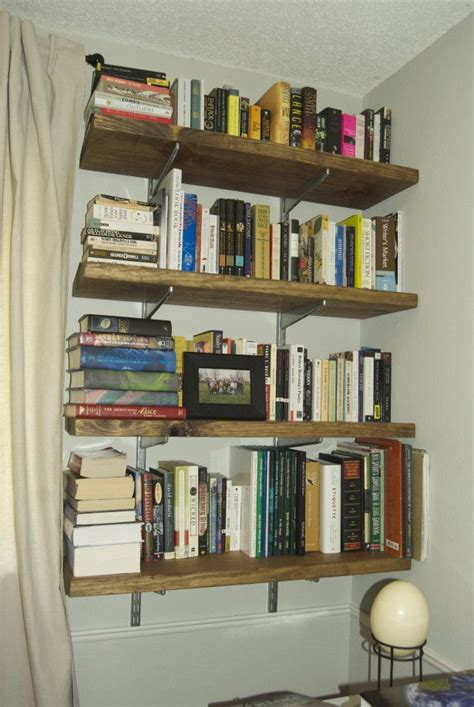 bookshelves ideas 1000 ideas about homemade bookshelves on pinterest
