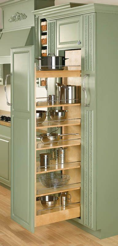 Wood Pantry Cabinet For Kitchen by Best 25 Pull Out Pantry Ideas On Pull Out