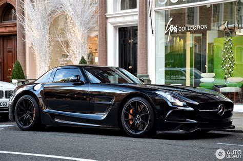 2015 mercedes sls amg black series mercedes renntech sls amg black series 15 april
