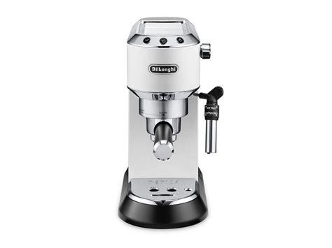 delonghi espresso maschine delonghi dedica deluxe traditional espresso machine red