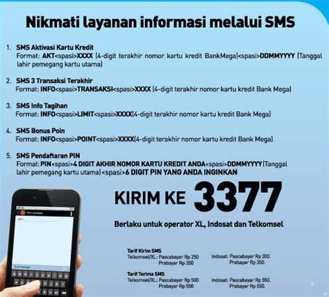 format sms banking bni ke bank mandiri cara mudah cek tagihan dan sisa limit kartu kredit bank