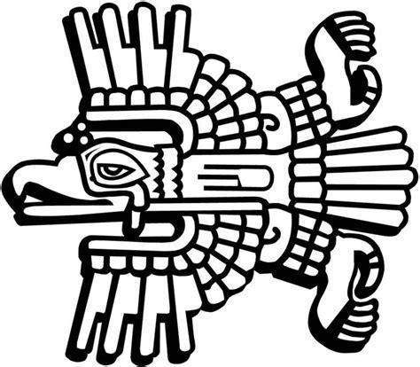 imagenes de simbolos aztecas y su significado simbolo simbolos para tapices pinterest s 237 mbolos