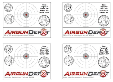 printable targets airguns free worksheets 187 printable target free math worksheets