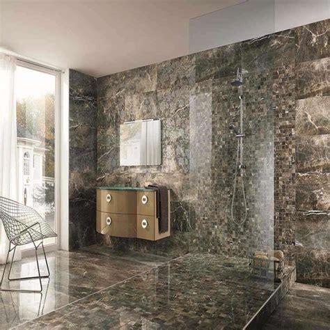 Venetian Alps Marble Effect Mosaic Porcelain   Marshalls