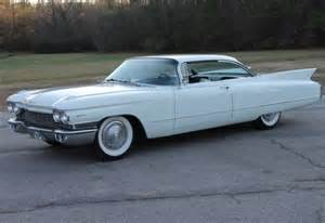 1960 Cadillacs For Sale 51k Mile 1960 Cadillac Series 62 Hardtop Bring A Trailer