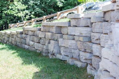 rosetta stone retaining wall rosetta outcropping wall stone product spotlight