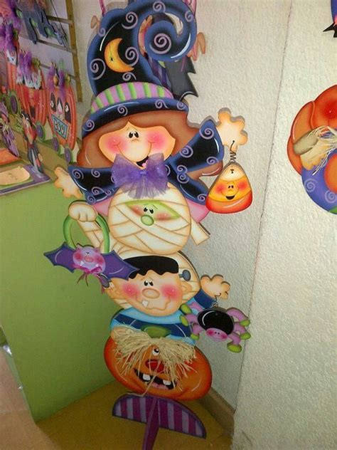 imagenes halloween madera country 17 best images about halloween tole painting on pinterest