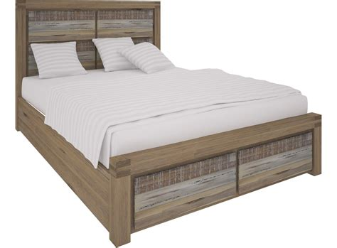 colorado slat bed frame headboard