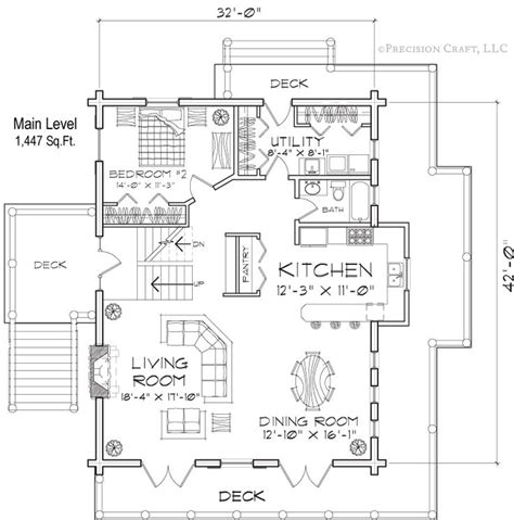 kitchen and living room floor plans pin by on home
