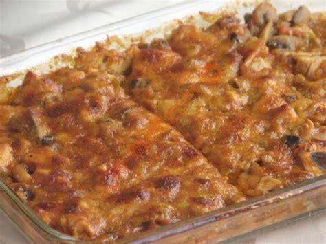 yemek tarifi mantarl tavuk gs sote 17 fırında mantarlı tavuk sote tarifi nasıl yapılır