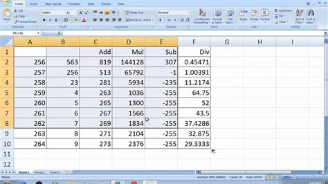 tutorial microsoft excel 2007 youtube microsoft excel 2007 tutorial full in english in 15 min
