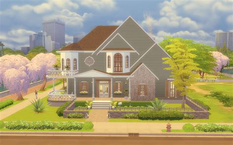 cordwood houses interesting facts and tips home house 11 the sims 4 via sims