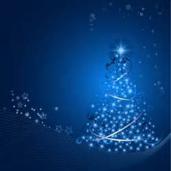 christmas tree background free vector in adobe illustrator
