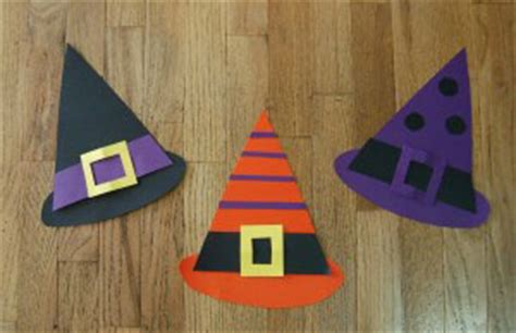 witch hat crafts for witches hats craft all network