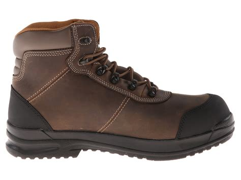 Light Waterproof Boots by Carhartt 6 Inch Stomp Light Waterproof Work Boot Zappos