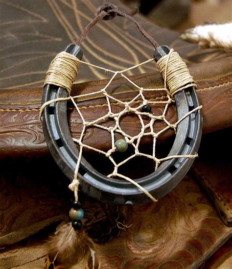 Handmade Catchers - handmade horseshoe catcher diy home decor