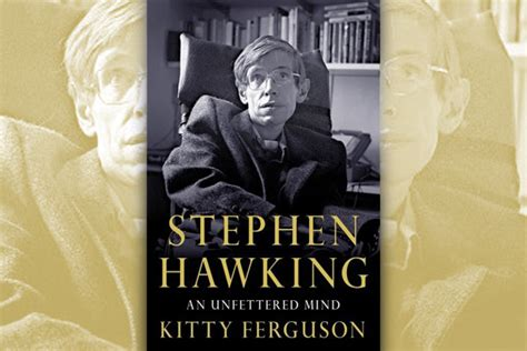 biography book disability stephen hawking an unfettered mind portrait of a