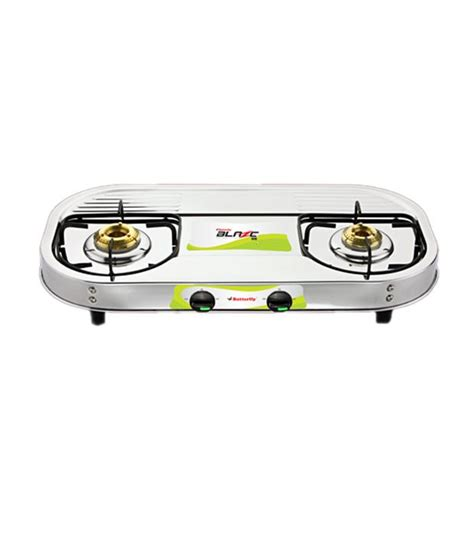 Oven Butterfly Gas butterfly 2 burner blaze cooktop available at snapdeal for
