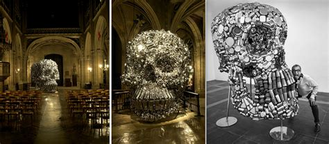 subodh gupta the subodh gupta an artist who turns utensils into sculptures