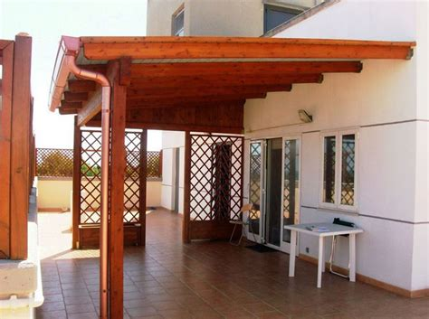 copertura in legno per terrazzo copertura terrazzo in legno pergole e tettoie da