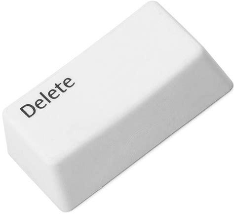 Delete Key Eraser deletus eraser