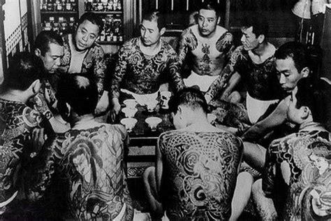 yakuza tattoo liver damage gansters and halloween candy japan amino