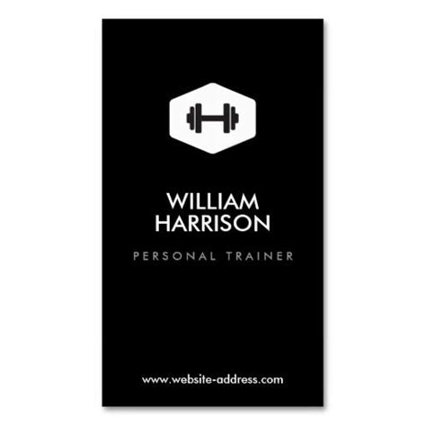 fitness instructor business card templates 17 best images about fitness trainer business cards on
