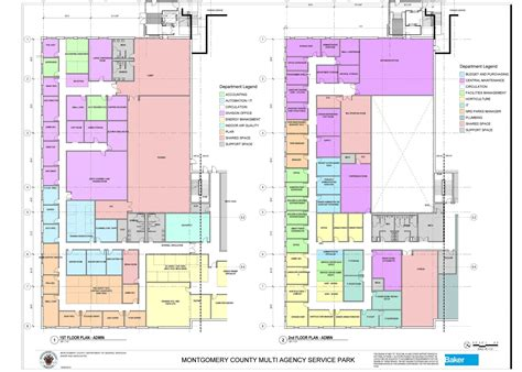 public building floor plans multi agency service park masp public safety training