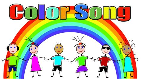 color song colors song color song for children songs by the