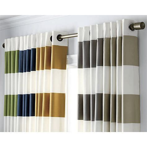 black and ivory striped curtains 25 b 228 sta blue striped curtains id 233 erna p 229 pinterest