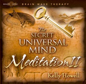 Universal Mind Detox by The Secret Universal Mind Meditation Ii Cd