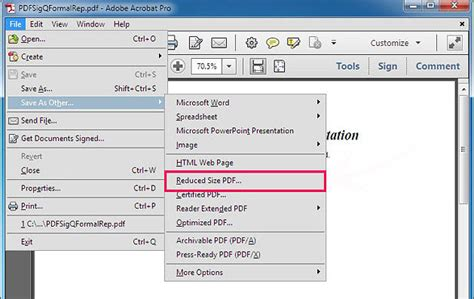 Compress Pdf With Adobe Reader | callsutorrent blog