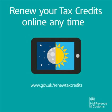 Tax Credit Renewal Forms Sent Out tax credits renewal reminder for 2016