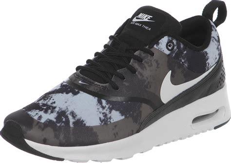 Nike Air Max Thea Print W shoes black blue
