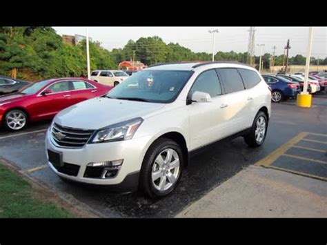 2017 chevrolet traverse 1lt 2017 chevrolet traverse 1lt tour