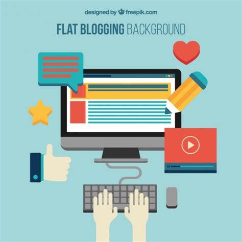 workplace  flat design  computer  web elements