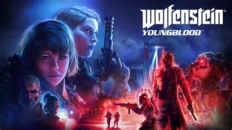 wolfenstein youngblood review trailer