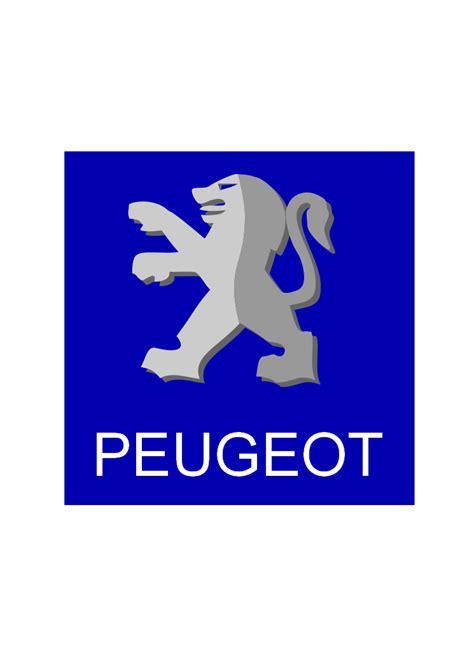 peugeot logo peugeot logo latest auto logo