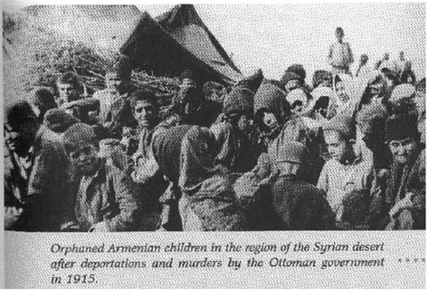 Ottoman Empire Genocide Armenian Genocide 1915 In Between Two Worlds