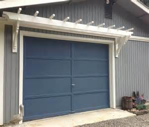 Garage Door Makeover Diy by 5 How To Make Your Garage Door Ideas Tip Junkie
