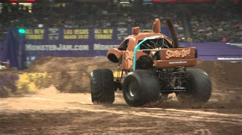 scooby doo monster truck video monster jam scooby doo bing images