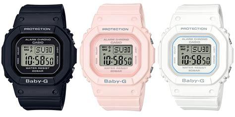 Gshock Baby G Black Pink baby g bgd560 in black pink white g central g shock