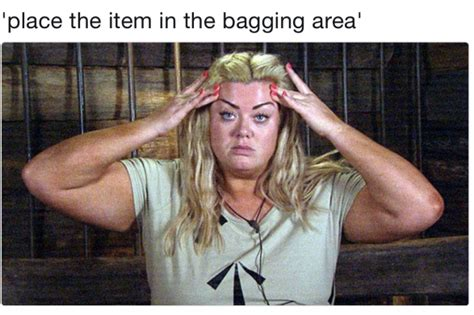 Gemma Collins Memes - towie s gemma collins is a white witch who can connect