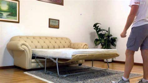 divano letto classico divano letto classico in capitonn 233