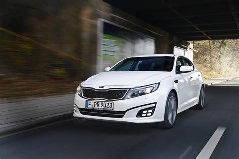 Kia Deutschland Test Kia Optima Hybrid 2 0 Cvvt Spothits