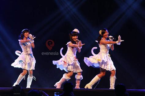 Photopack Pp Jkt48 River Rica Dhike jkt48 コンサート その2